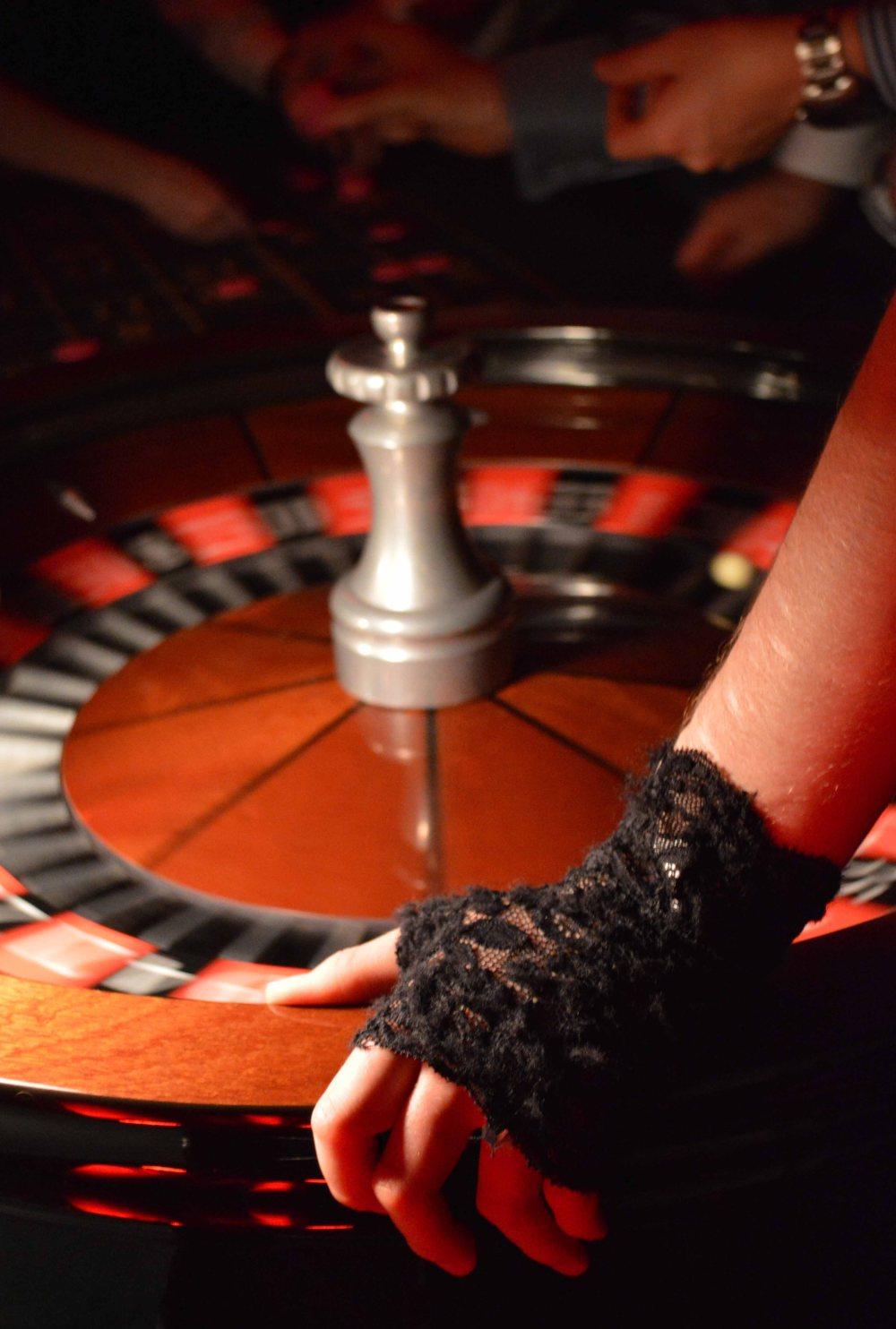 Roulette Wheel low