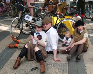 The Tweed Run Credit Paul Lindus11