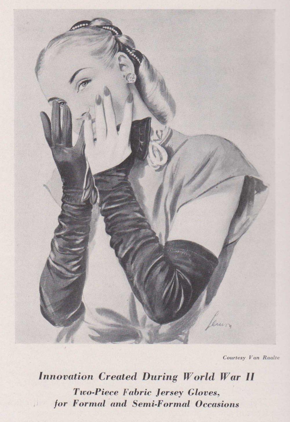 WWII gloves