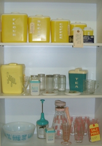 Yellow kitchenware 2