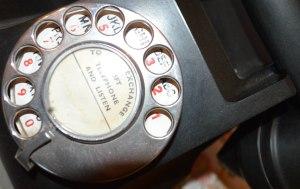 Bakelite phone 2