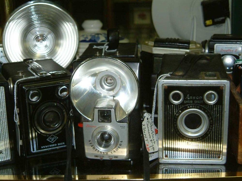 cameras low